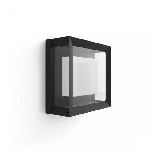 Philips Hue LED Wandleuchte Quadratisch Econic