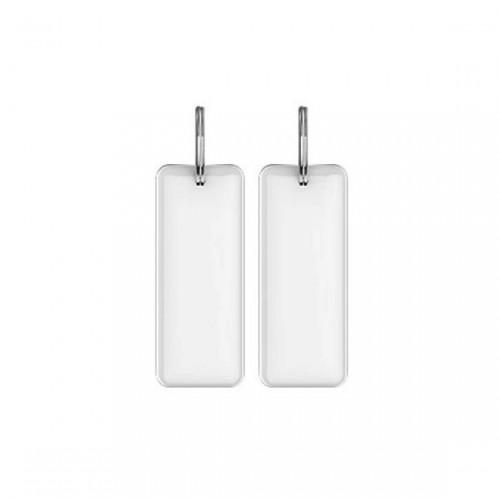 tapHOME Alarm GSM RFID-Anhänger RF101 (2er-Set) nebeneinander Seitansicht