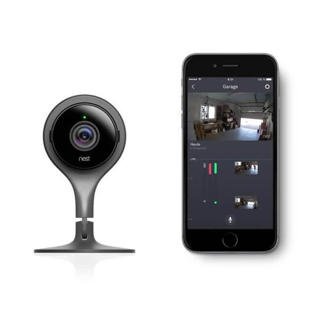 Nest Cam Indoor - Überwachungskamera