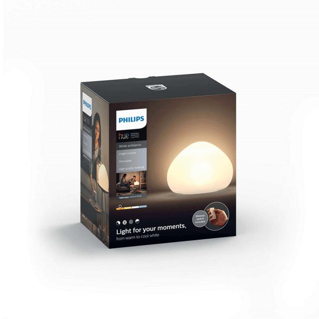 Philips Hue Wellner LED Tischleuchte