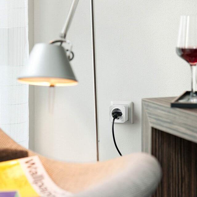 devolo Home Control Schalt- und Messsteckdose 2.0