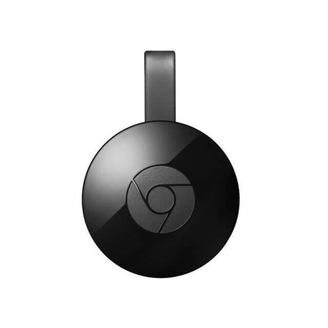 Google Chromecast in schwarz