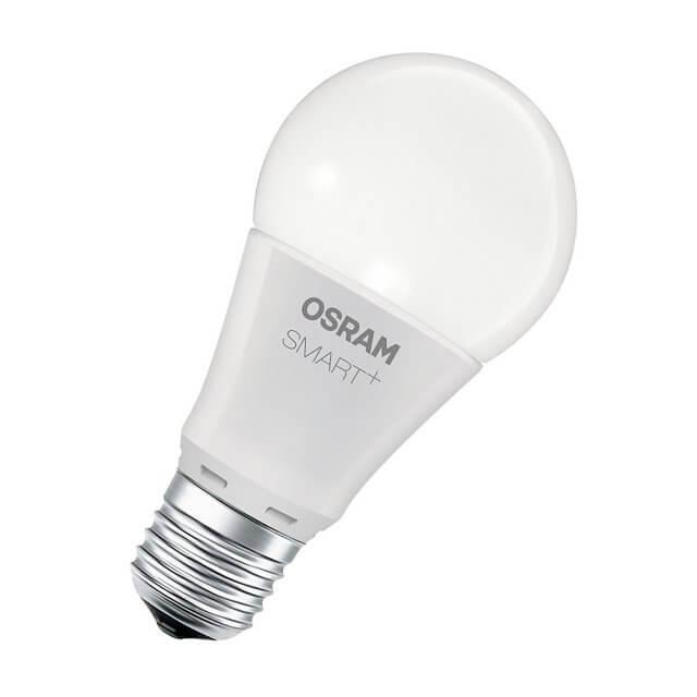 Osram Smart+ Classic E27 Tunable White Glühbirne