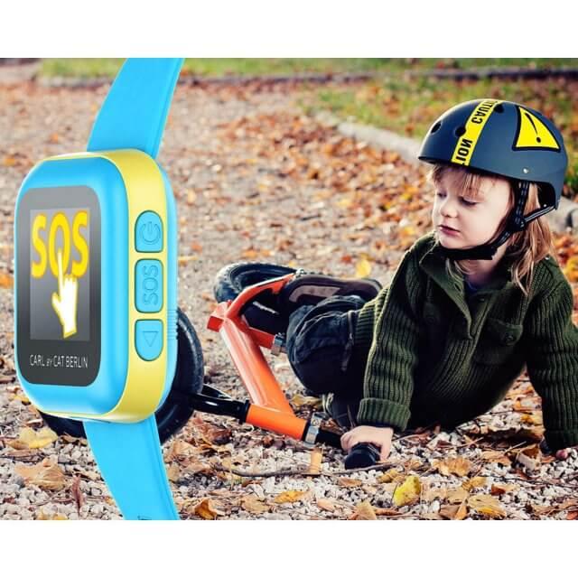 Cat CARL Kids - Tracker und Smartwatch