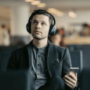 Sony MDR-1000X - Over-Ear-Kopfhörer mit Noise Cancelling