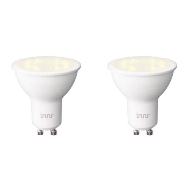 Innr Bulb RS 128 T 2er-Set - warm dimmbare GU10-LED-Lampe