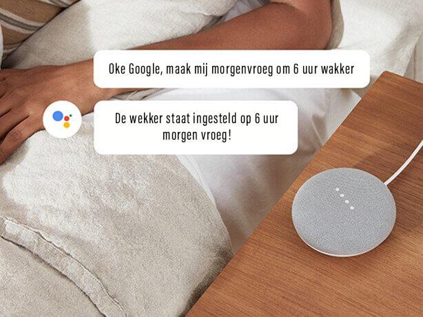 Smart Home Producten van Google