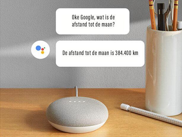 google app bediening