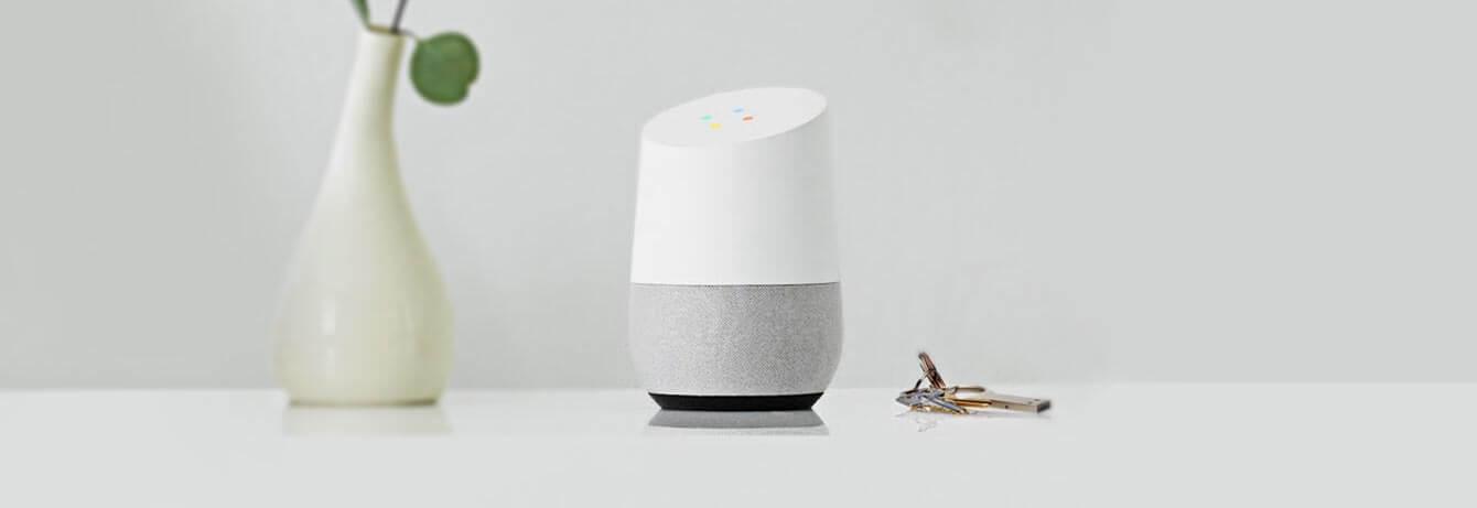 Google smart home ecosysteem