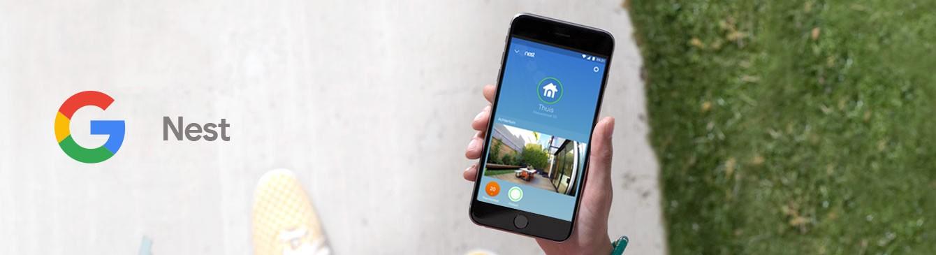 google nest smart home