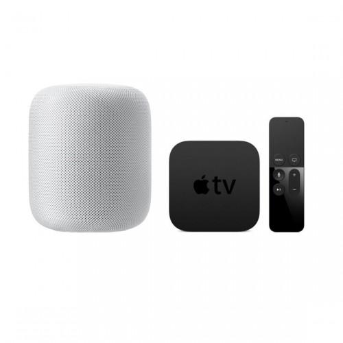 Apple HomePod + Apple TV