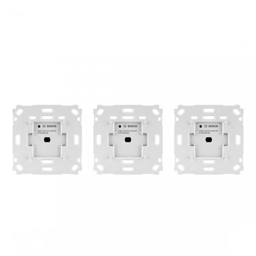 Bosch Lichtsteuerung Unterputz 3er Pack
