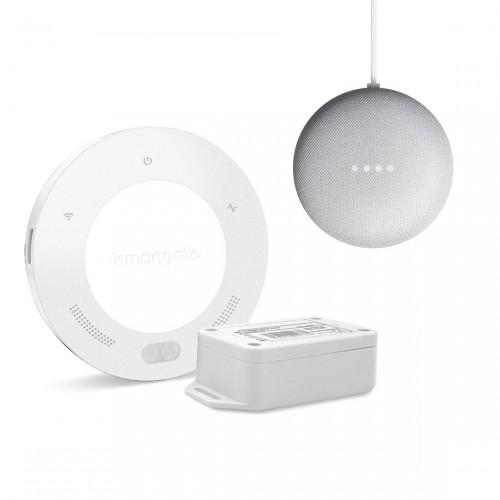 ismartgate Standard Lite Garage + Google Nest Mini