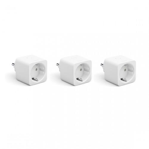 Philips Hue Smart Plug 3er-Pack - Schaltbare Steckdose