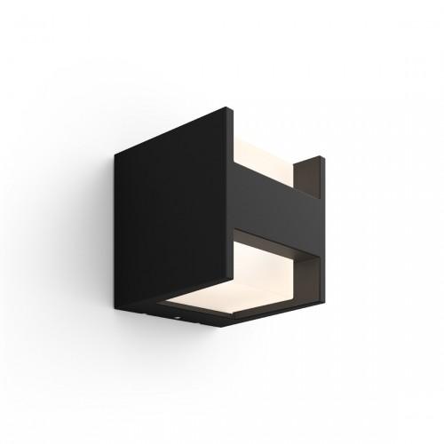Philips Hue LED Wandleuchte Quadratisch Oben/Unten Fuzo