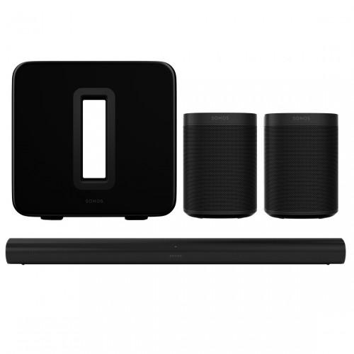 Sonos One Arc 5.1 Heimkino Set