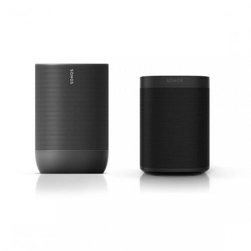 Sonos Move + Sonos One SL