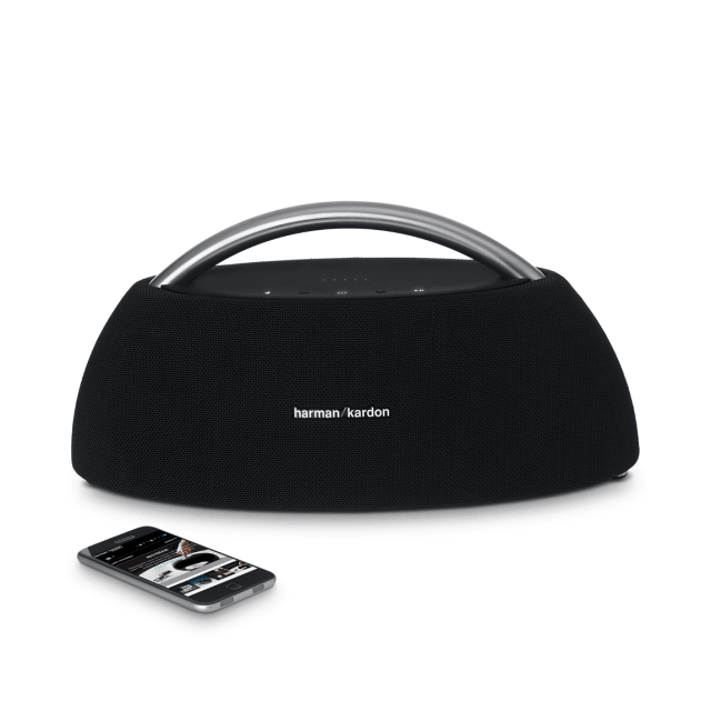 Harman Kardon Go + Play - Bluetooth-Lautsprecher