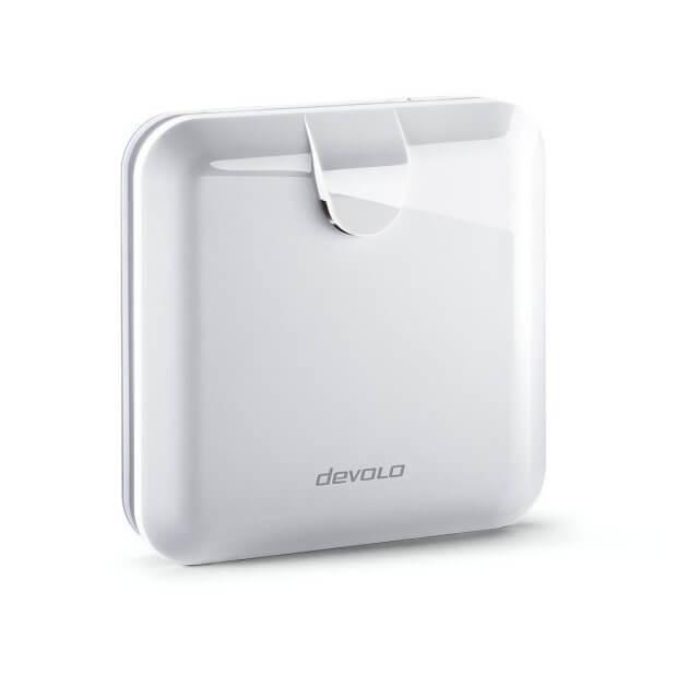 devolo Home Control Alarmsirene in weiß