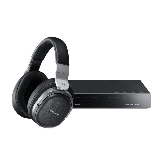 Sony MDR-HW700DS Drahtlose Digital-Surround-Kopfhörer