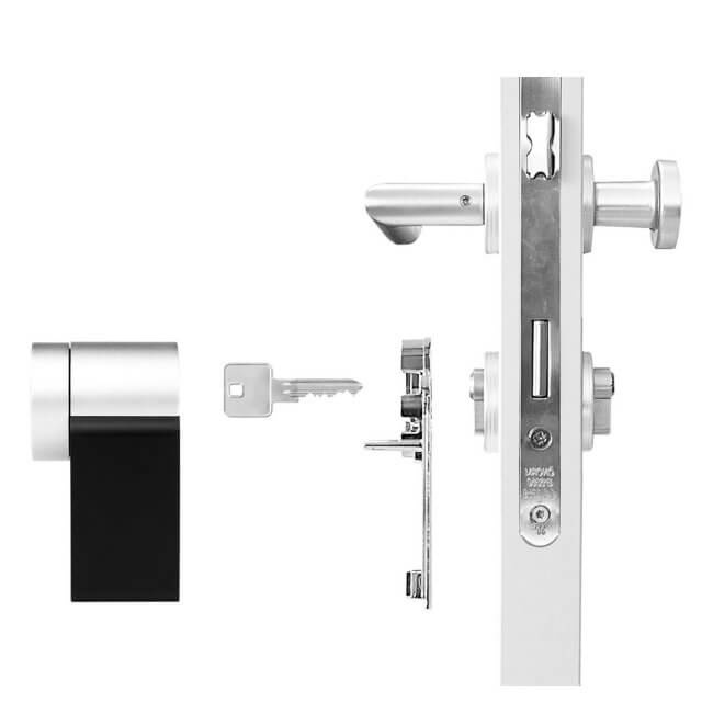 Nuki Smart Lock - elektronisches Türschloss