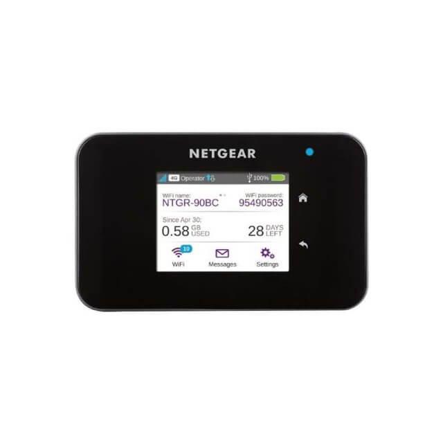 Netgear AirCard 810 4G LTE Mobile Hotspot