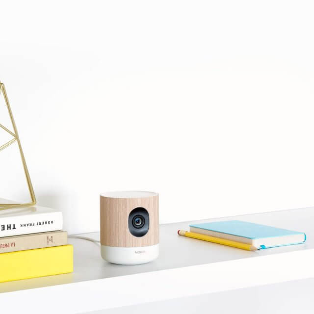 Nokia Home - Schreibtisch Einsatz
