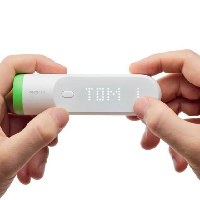 Nokia Thermo - intelligentes Schläfenthermometer