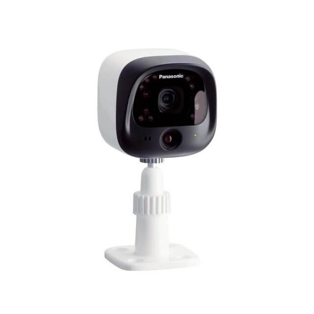 Panasonic Kamera-Set - KX-HNC600 Außenkamera + KX-HNC200 Innenkamera