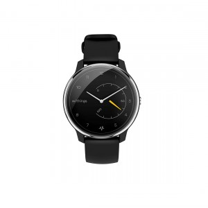 Withings Move ECG - Fitnessuhr mit EKG-Funktion frontal