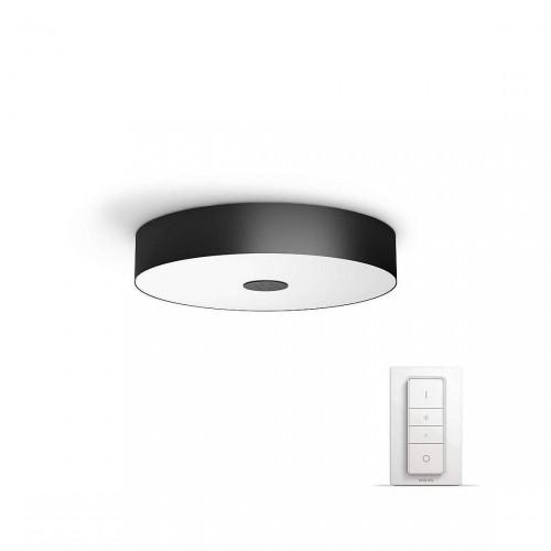 Philips Hue White Ambiance Fair Bluetooth - LED-Deckenleuchte mit Dimmschalter