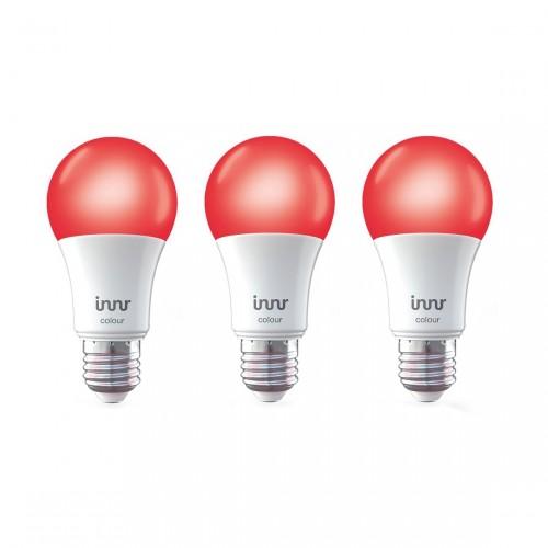 Innr RB 285 C Smart LED Lampe E27 Color Dreierpack