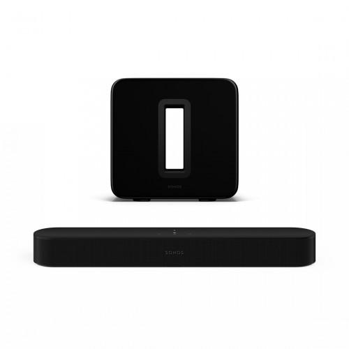 Sonos Beam Gen 2 + Sonos Sub (3. Gen)