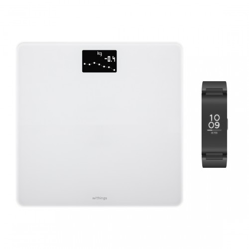 Withings Pulse HR + Withings Body frontal