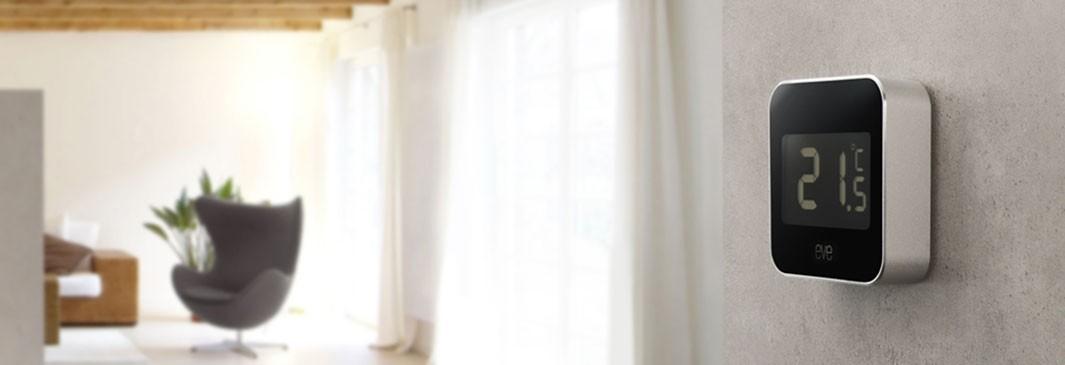 Smart Home Produkte von Eve Systems