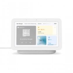 Google Nest Hub (2. Generation) - Smart Display mit Sprachsteuerung