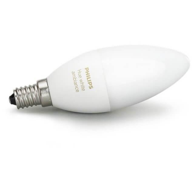 Philips Hue White Ambiance E14 - LED-Kerze