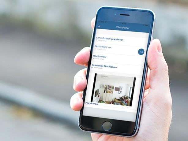 ABUS smartvest App