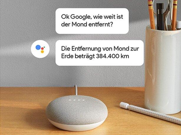 google app steuerung