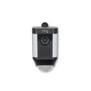 Ring Spotlight Cam Akku - HD-Kamera mit Leuchten und Sirene, kabellos