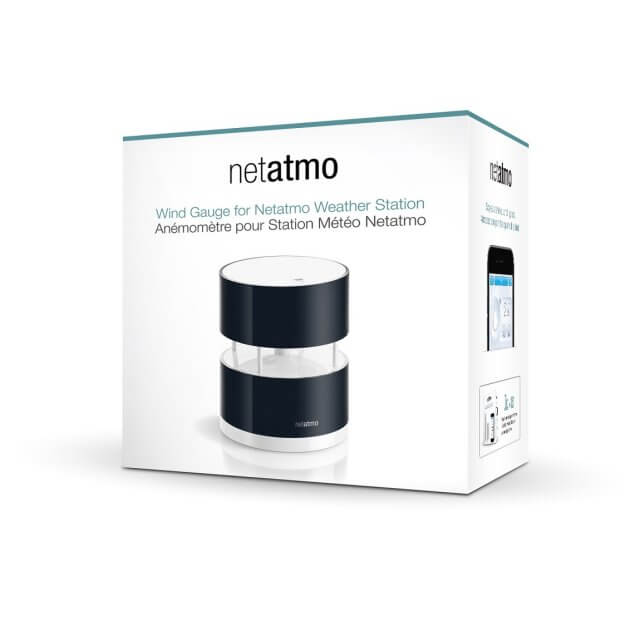 Netatmo Windmesser