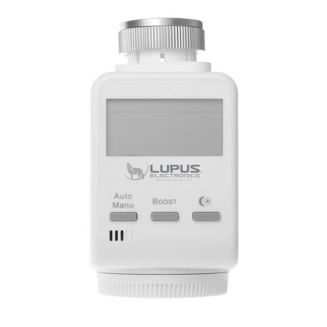 Lupusec Heizkörperthermostat