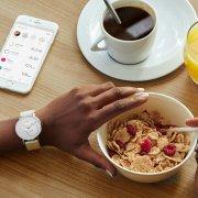 Nokia Steel - Fitnessuhr mit Aktivitäts- & Schlafmessung