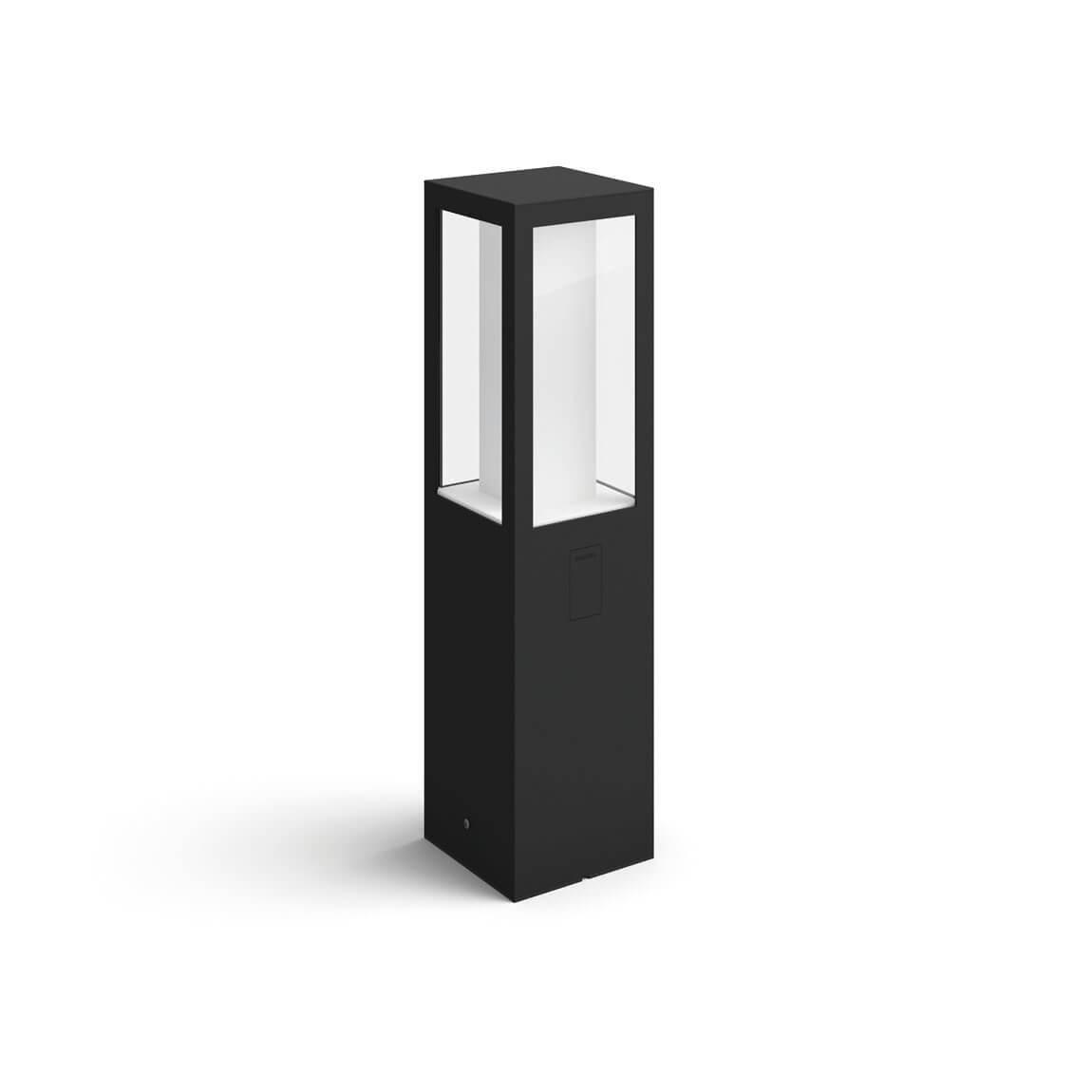 Philips Hue LED Sockelleuchte Impress - Schwarz