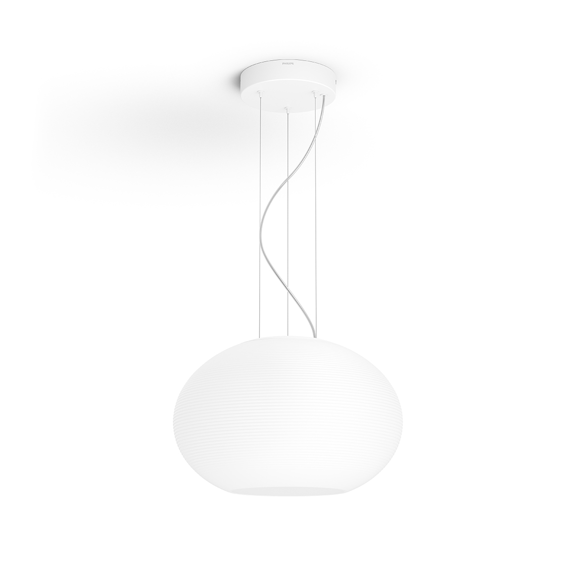 Philips Hue White & Color Ambiance Flourish Bluetooth - Pendelleuchte
