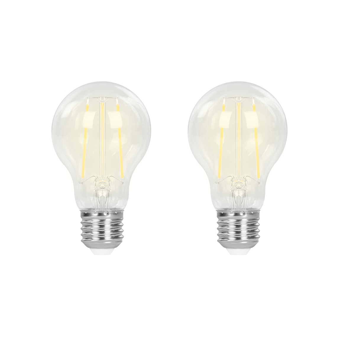 Hombli Smart Bulb E27 Filament 2er-Set