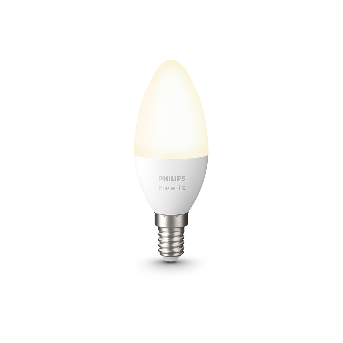 Philips Hue White E14 Bluetooth - LED-Kerze - Weiß