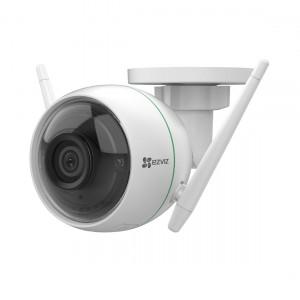 EZVIZ C3WN - Smarte Außenkamera an der Decke