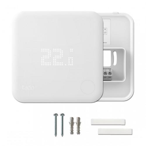 tado° Erweiterungspack mit 2er-Pack Heizkörper-Thermostat und 1 Raumthermostat