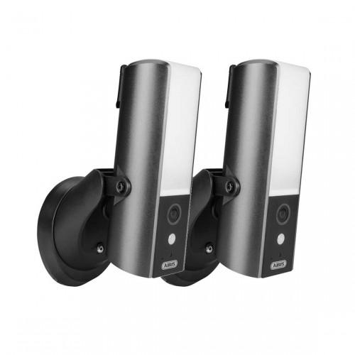 ABUS Smart Security World WLAN Lichtkamera - Doppelpack Set